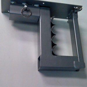 trailer bracket, travel corral bracket, travel corral holder, travel corral organizer, travel corral accesorie