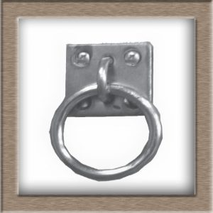 horse tie, rope tie, horse tie ring