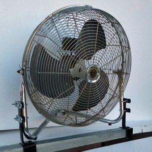 fan holder, round fan holder, fan mount, round fan mount, fan bracket