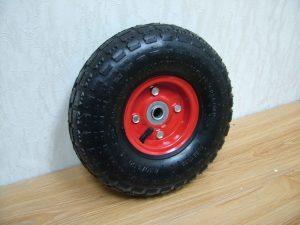 #4055 Wheel (WHITE) MucKing Cart Wheel replacement
